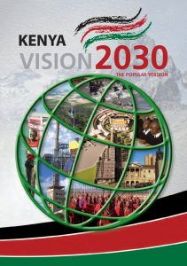 Kenya Vision 2030 - The popular Version