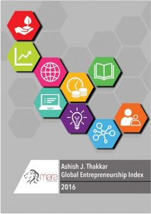 Ashish J.Thakkar Global Entrepreneurship Index 2016_Mara Foundation
