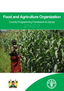 Country Programming Framework for Kenya 2014-2017_FAO
