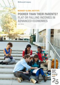 Poorer than their Parents - Flat or Falling Incomes In Advanced Economies_McKinsey Global Institute