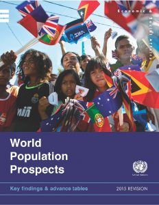World Population Prospects 2015_UN