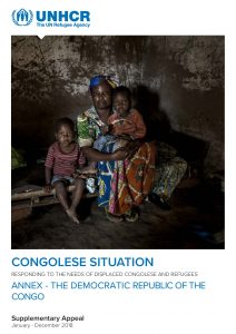 Congolese Situation - January-December 2018_UNHCR