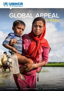Global Appeal 2018-2019_UNHCR