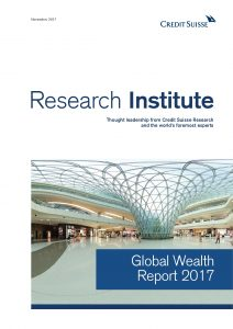 Global Wealth Report 2017_Credit Suisse Research
