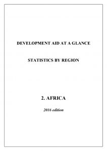 Development Aid at a Glance 2016
