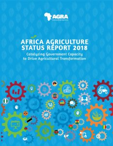 Africa Agricultural Status Report 2018_AGRA