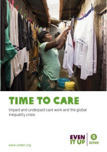 Time to Care - Report 2020_Oxfam